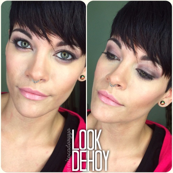 ? MINI TUTORIAL MAQUILLAJE (Vol. 32): Look FACTORY (Naked 3).